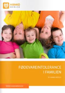 fodevareintolerance i familie e bog