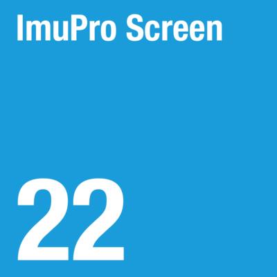 ImuPro Screen fødevareintolerancetest