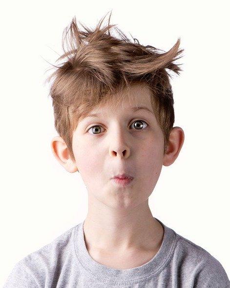 Dreng med ADHD eller koncentartionsbesvær
